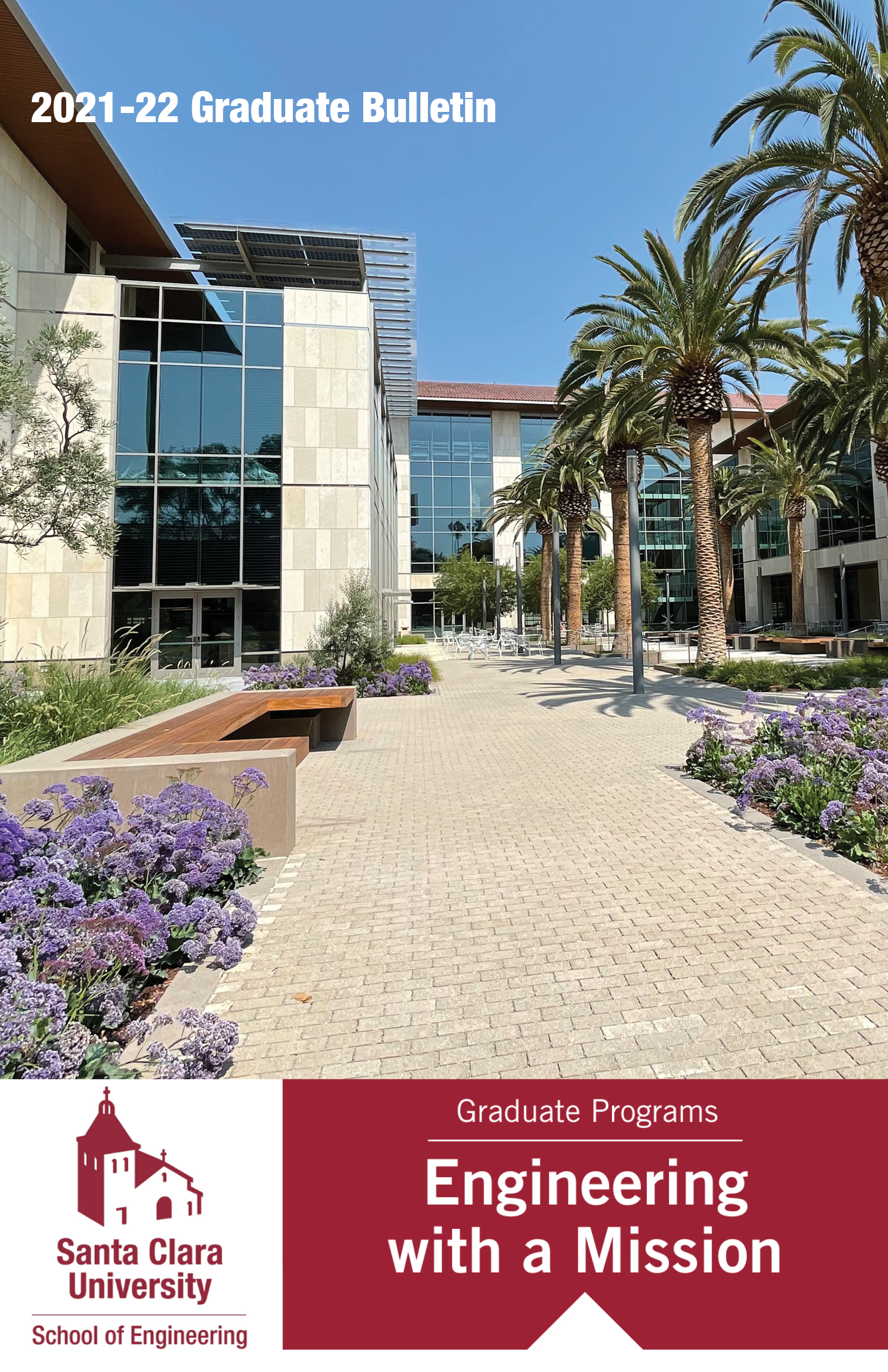 2020 2021 Engineering Graduate Bulletin · Santa Clara University