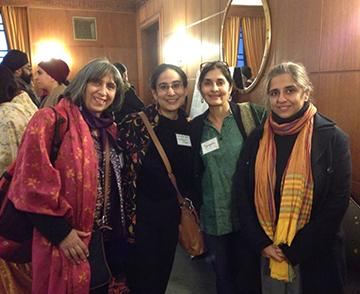 Sikh Feminist Research Institute, Our Journeys Conference, Nov. 2014, University of Michigan, Ann Arbor.