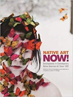 Native Art Now cover