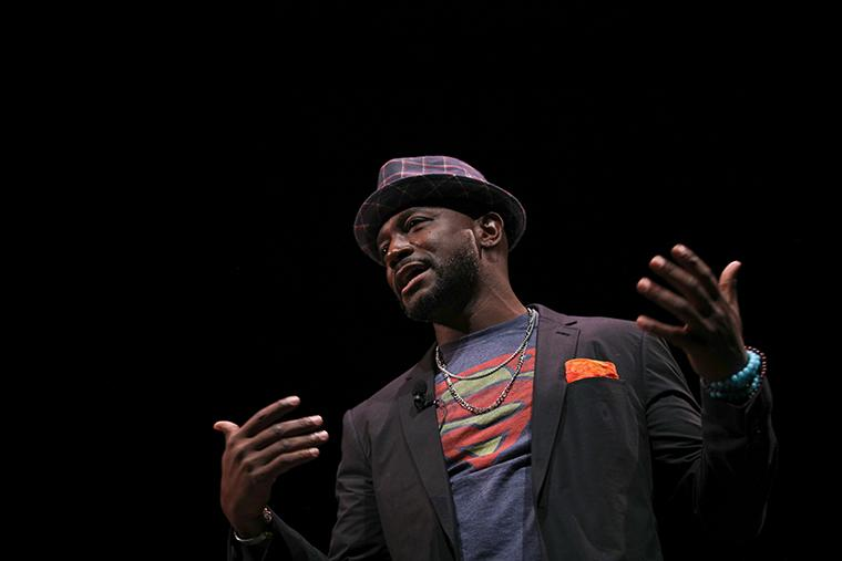 Taye Diggs Explorations of Your Passions