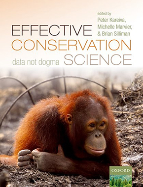 effective conservation science book cover