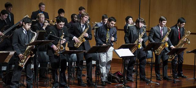 Jazz Ensemble image cap