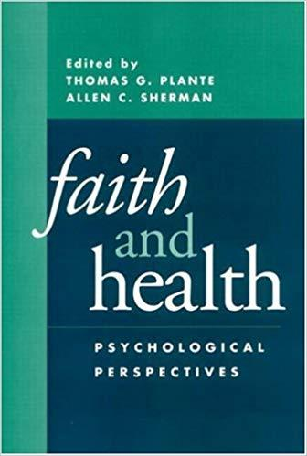 Faith and Health book cover