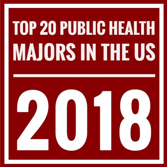 Top 20 Public Health Majors in the US