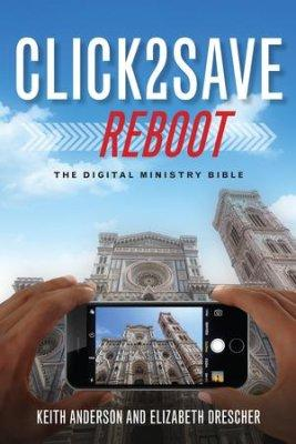 Click2Save REBOOT: The Digital Ministry Bible book cover