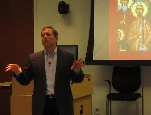Michael Agliardo Talk on Sino Vatican accord image link to story