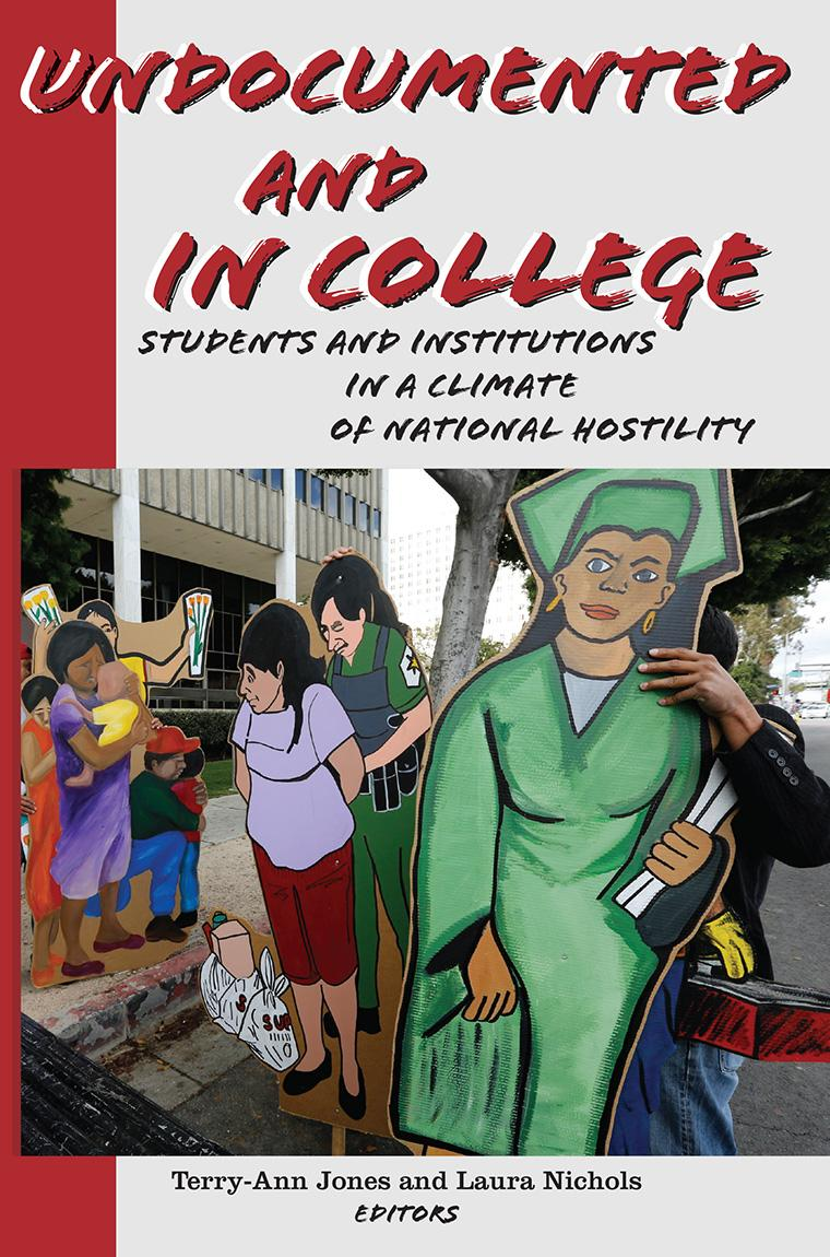 Undocumented and in College Book cover