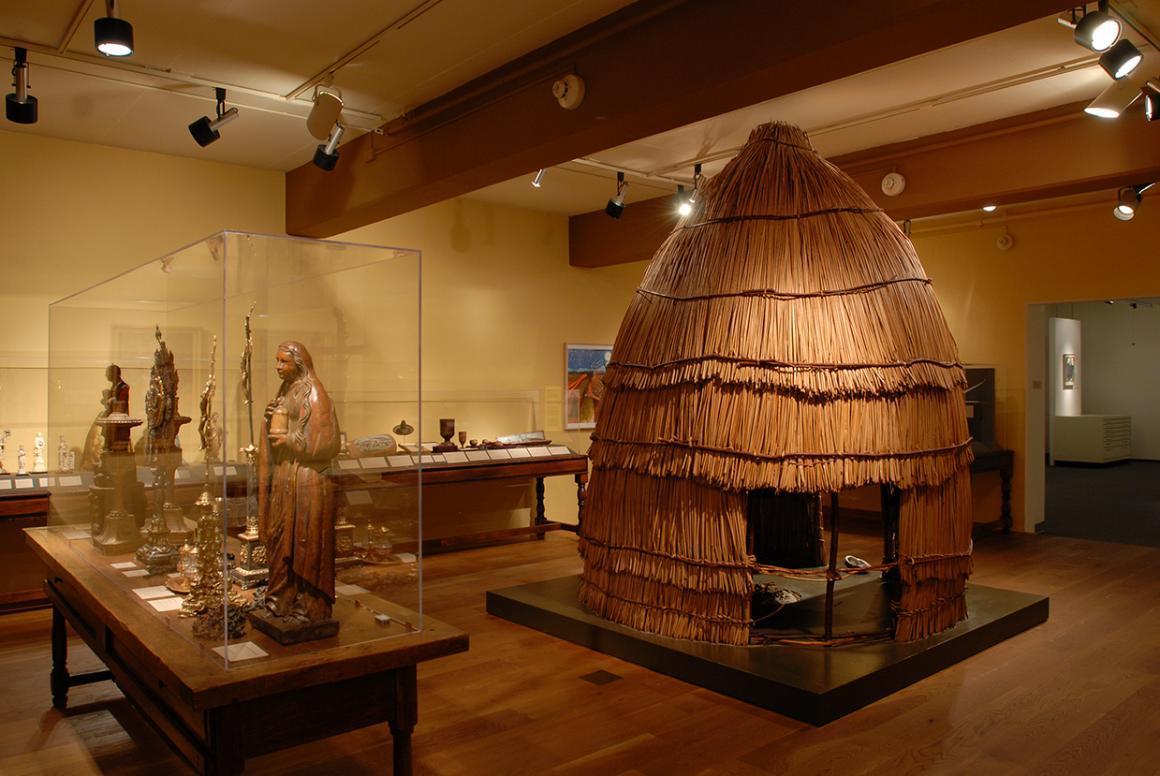 exhibitions - de saisset museum