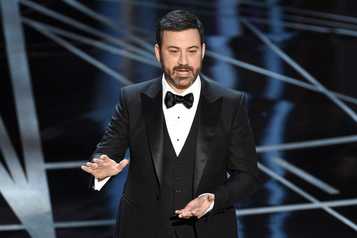 Jimmy Kimmel (Photo by Chris Pizzello/Invision/AP, File)