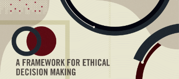 Framework for Ethical Thinking