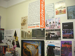 posters on a wall image link to story