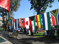 flags of different countries image link to story