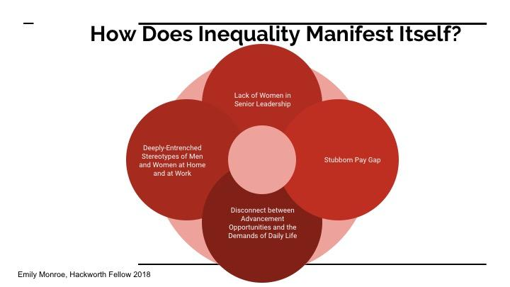 How Does Inequality Manifest Itself?