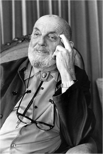 Portrait of Ansel Adams image link to story