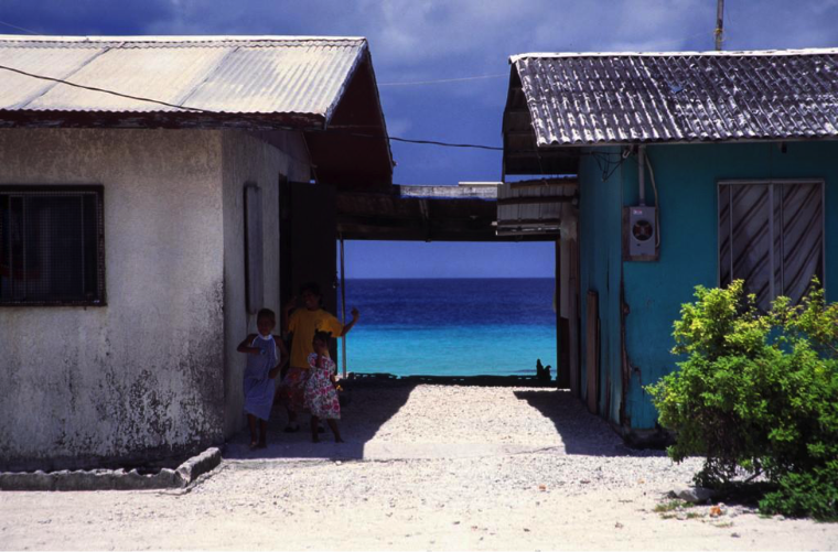 House in the Marshall Islands