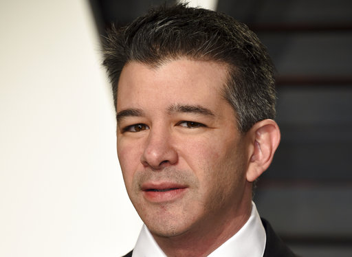 Travis Kalanick (Photo by Evan Agostini/Invision/AP, File)