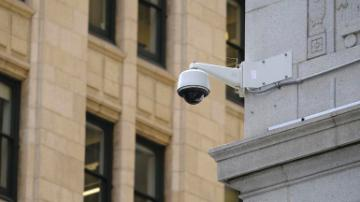 Security Camera (AP Photo/Eric Risberg) image link to story