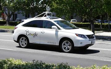 Google Self-Driving Car (AP Photo/Eric Risberg)