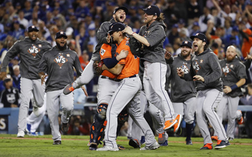 Houston Astros image link to story