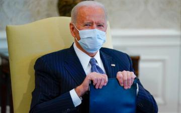 President Joe Biden discusses Coronavirus relief package