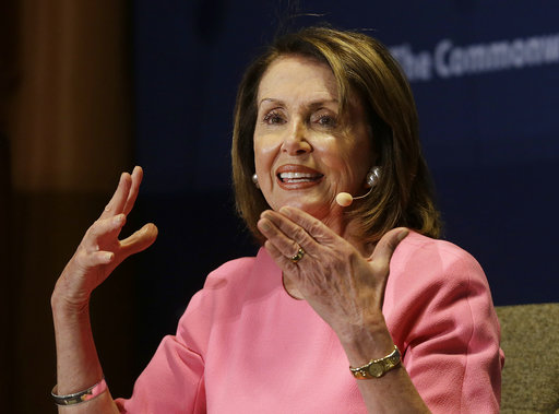 Nancy Pelosi (AP Photo/Jeff Chiu). image link to story
