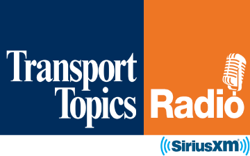 Transport Topics Radio Logo image link to story