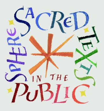 Sacred Texts in Public Sphere Icon
