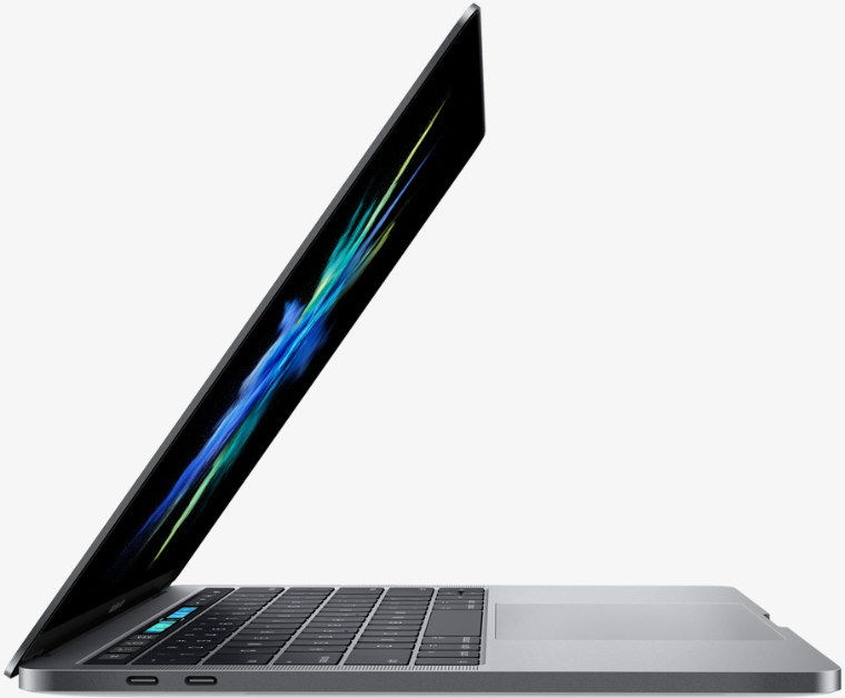 An image of the Apple MacBook Pro laptop