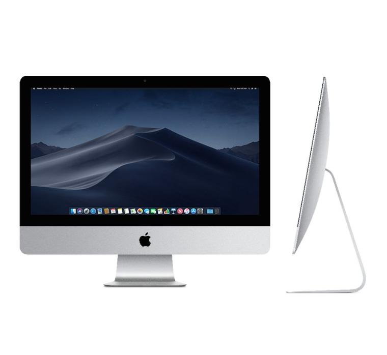 An image of the 21.5 inch Apple iMac