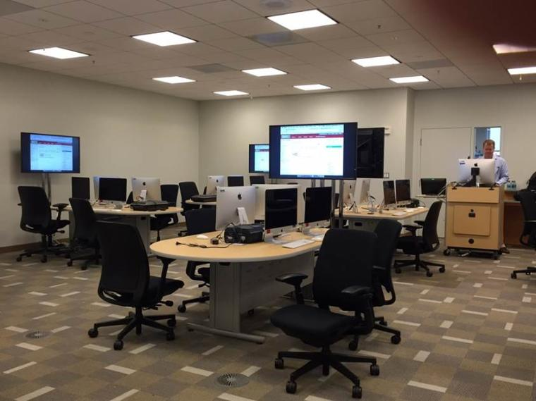 Learning Commons' Computing and Media Facilities