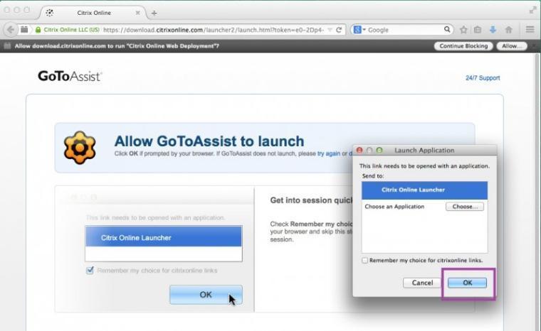 citrix online launcher download