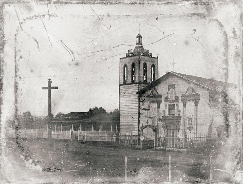 Mission in 1854