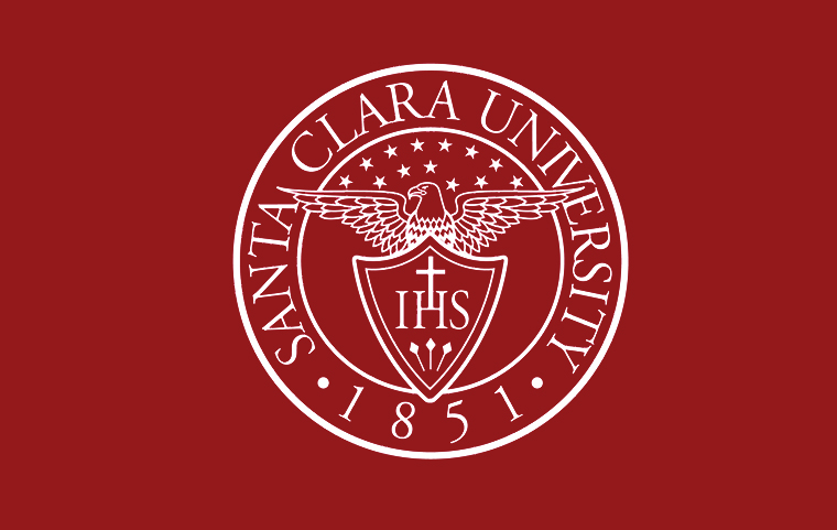 Santa Clara University Seal image link to story