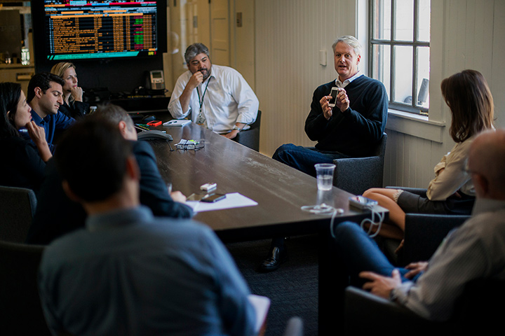 Former eBay CEO John Donahoe image link to story