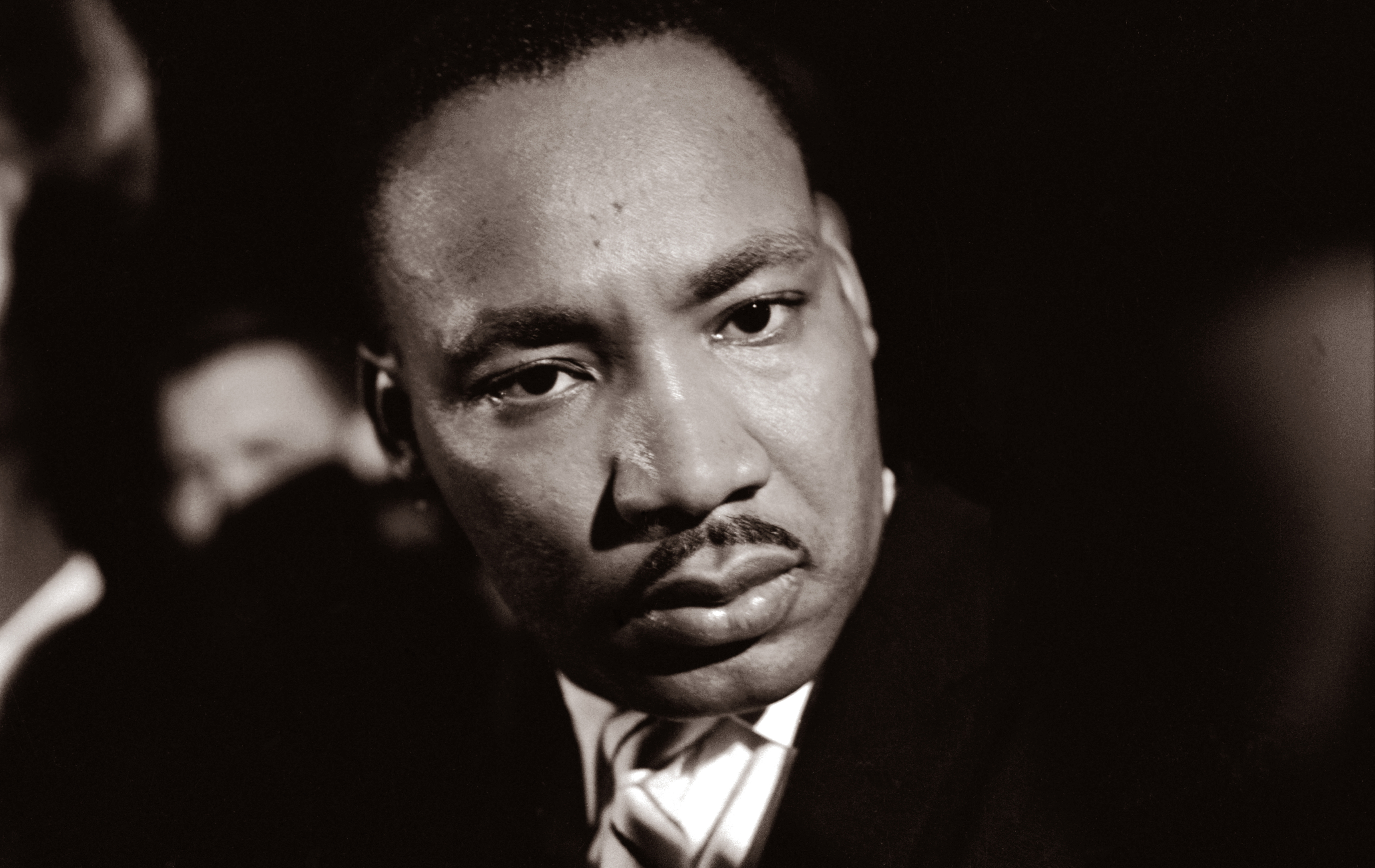 Martin Luther King, Jr.  image link to story
