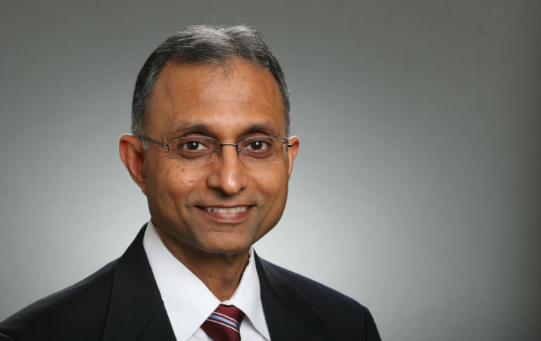 headshot of Prof. Naren Agrawal