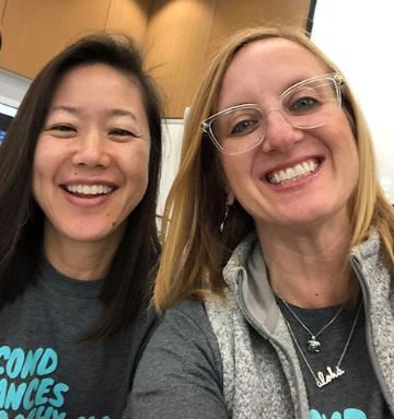 Law Professors Colleen Chien and Laura Norris