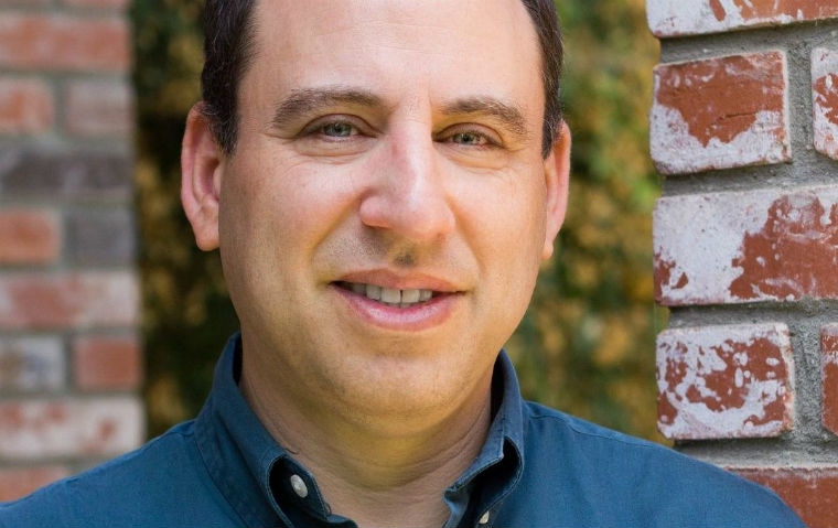 headshot of Santa Clara University School of Law Prof. Eric Goldman  image link to story