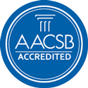 Image of the AACSB Seal