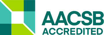 AACSB Accredited Institution logo