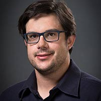 Assistant Professor of Economics Christian Helmers Head Shot