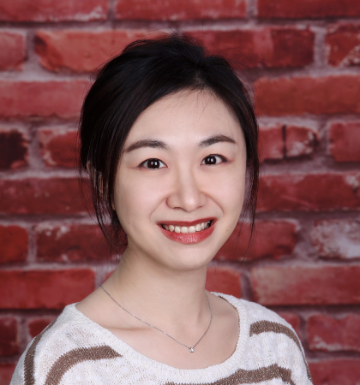 Headshot photo of Amber Kang