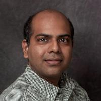 Assistant Professor of OMIS Ram Bala Head Shot