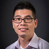 Assistant Professor of OMIS Haibing Lu head shot