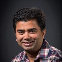Associate Professor of Marketing Kumar Sarangee head shot