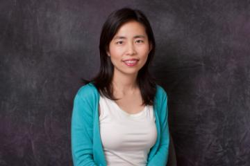 Assistant Professor of Marketing Savannah Wei Shi Head Shot