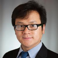 Marketing Professor Peng Liu Head Shot