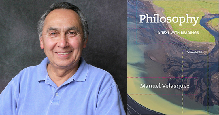 The 13th edition of his book Philosophy: A Text with Readings was released. image link to story
