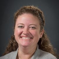 Assistant Dean, Strategic Initiatives and Dean's Office Relations, Emily Wilcox Head Shot