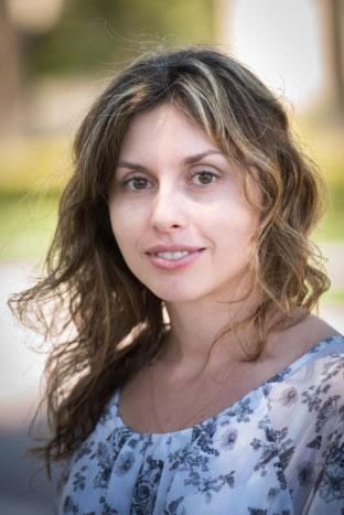 Head shot for alumni profile